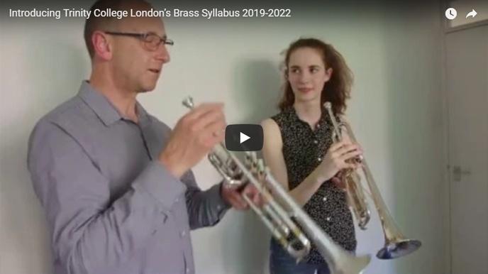 Introducing our Brass Syllabus (2019-2021)