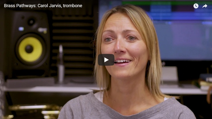 Brass Pathways: Carol Jarvis, trombone