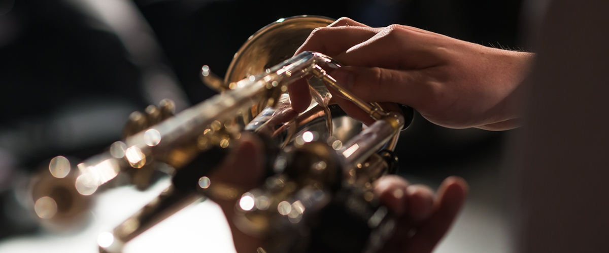 Brass articulation and ranges for scales and arpeggios
