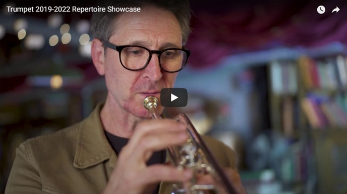 Trumpet 2019-2022 Repertoire Showcase