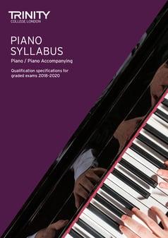 Piano Syllabus 2018-2020