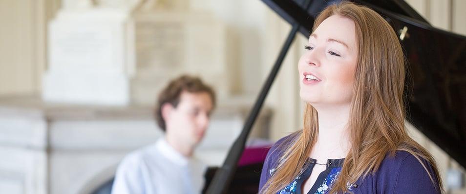 Choosing your singing repertoire