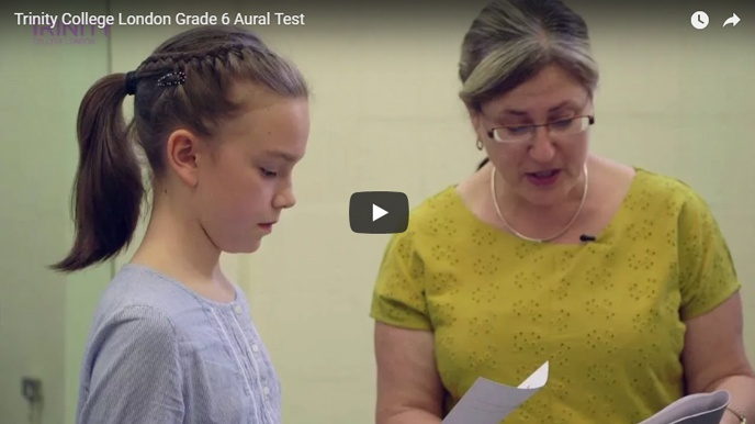 Example Grade 6 aural test
