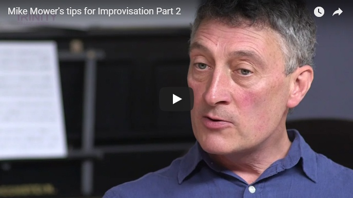 Tips for improvisation - part 1