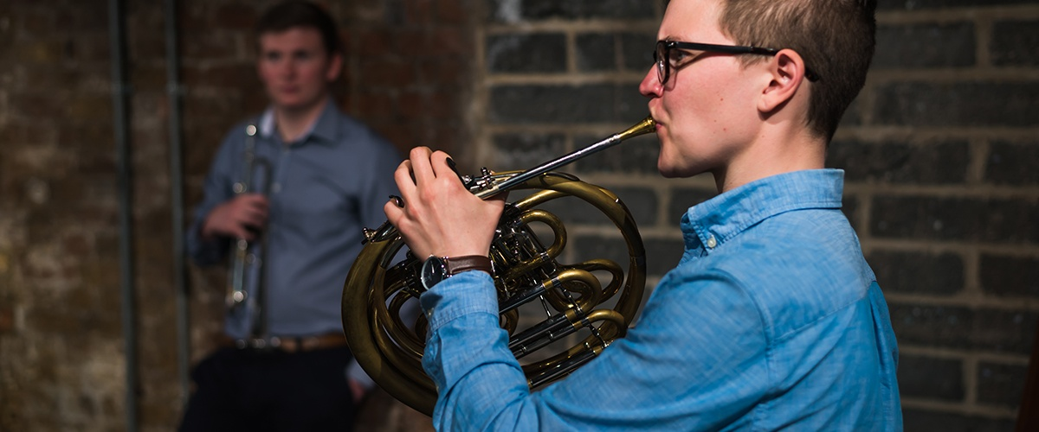 Brass Pathways Q&A: Danae Eggen, French horn