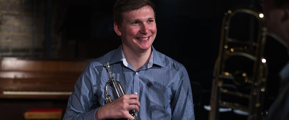 Brass Pathways Q&A: Matthew Payne, trumpet