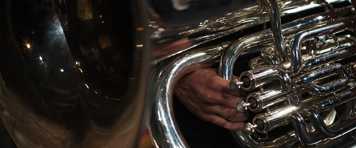 Technical work - tuba scale transpositions