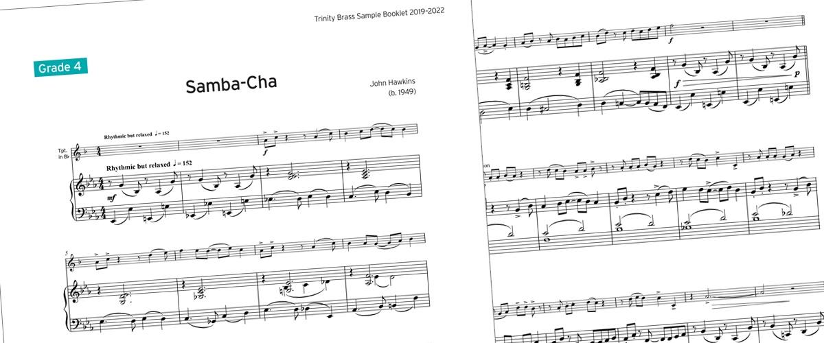 Trumpet Sample Book